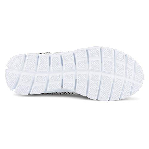 Sneaker Da Running Con Cinturino Sneaker Nero / Nero
