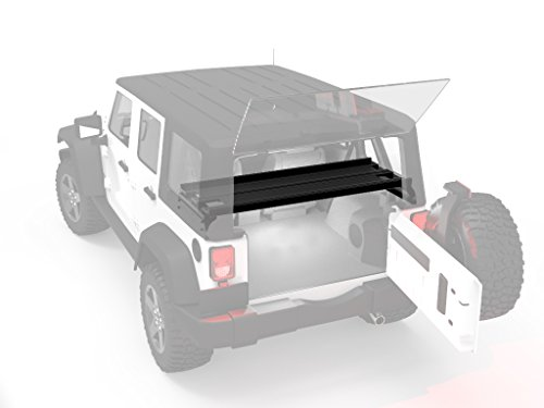 Jeep Wrangler JKU 5 Door Interior Rack /Aluminum Off-Road Cargo Carrier - by Front Runner