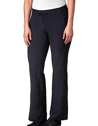 SCOTTeVEST Margaux Yogaux Pant - 7 Pockets - M3 Black ()