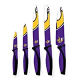 Sports Vault NFL Minnesota Vikings Kitchen Knives Review