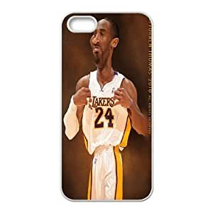Customized Case Cover for iPhone 5,5S - Kobe Bryant case 3