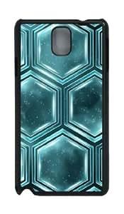 Samsung Galaxy Note 3 N9000 Case,Samsung Galaxy Note 3 N9000 Cases - Hexagon light efficiency PC Custom Samsung...