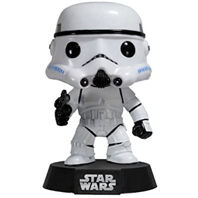 Funko Stormtrooper Star Wars Pop: Funko Pop! Star Wars:: Toys & Games