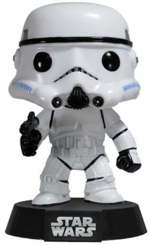 POP! Bobble - Star Wars Stormtroo
