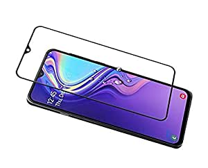 SmartLike Full Glue 5D Tempered Glass for Samsung Galaxy M20 2Pack