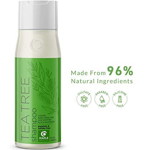 Buy shampoo for oily wavy hair