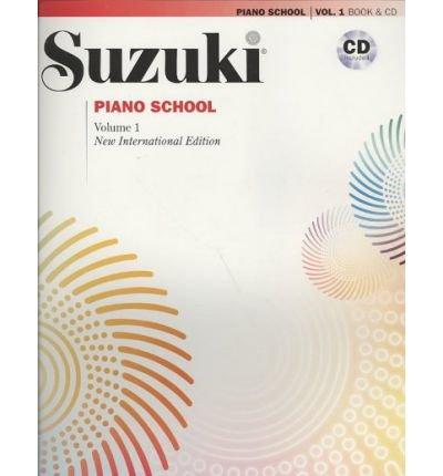 (Suzuki Piano School Volume 1 with CD (Suzuki Method Core Materials) (Paperback) - Common)
