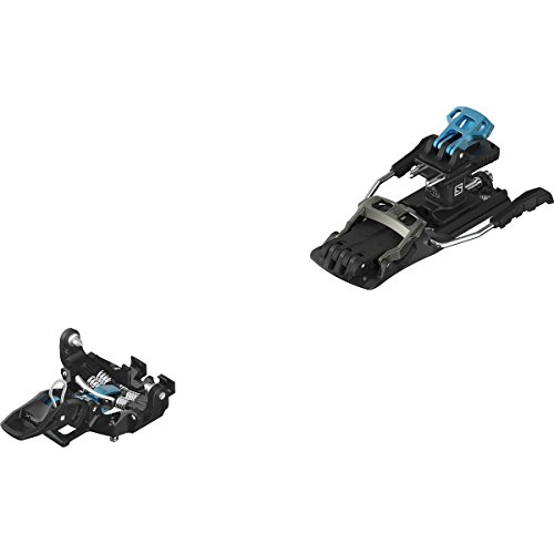 Alpine Touring Binding Black/Blue, 100mm (Mtn Brake)