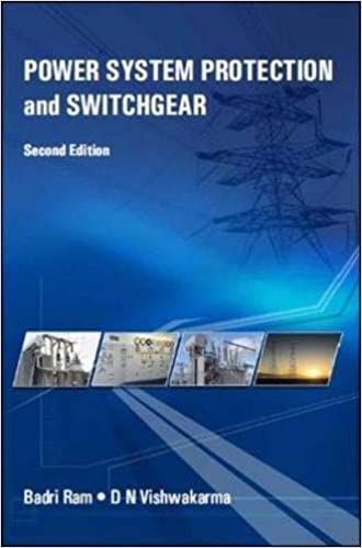 Power System Protection And Switchgear By Oza Pdf