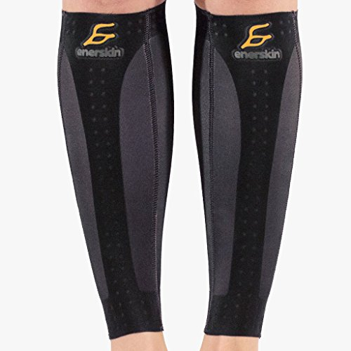 Enerskin Unisex Calf Sleeves Set, Large Plus by Enerskin