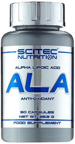 Scitec Nutrition ALA, 50 Kapseln