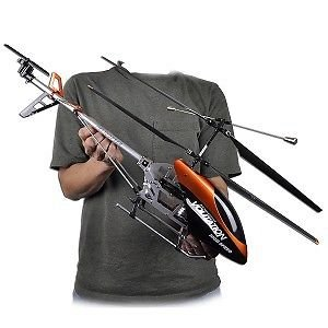 26 inch Double Horse DH9053 Volitation 3.5CH Radio RC Helicopter Built-in...