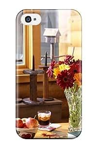 MfT-5847mPLuYFkN SaundraVillard Interior Design7 Durable Iphone 4/4s Tpu Flexible Soft Case