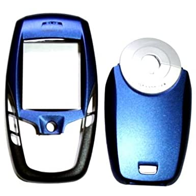 Housing Cover for Nokia 6600 blue with keypad: Amazon co uk
