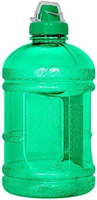 7e1a061349 ... 48mm Sports Cap. 1/2 Gallon (64 oz.) BPA Free Plastic Water Bottle w/