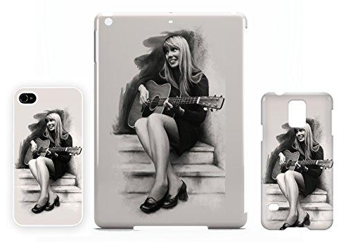 Joni Mitchell charcoal iPhone 7+ PLUS cellulaire cas coque de téléphone cas, couverture de téléphone portable