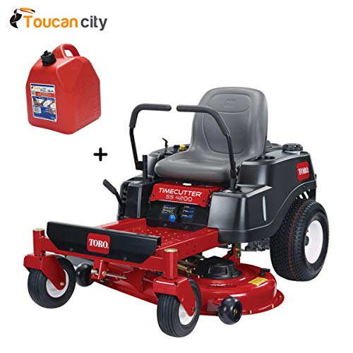 Toucan City Toro TimeCutter SS4200 42 in. 452cc Gas Dual Hyd
