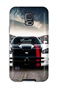 NZzOGeZ6095wyFRr Case Cover Protector For Galaxy S5 Dodge Viper 10 Case