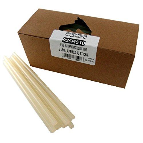 (Surebonder 925R510 Specialty Acrylic Glue Sticks, 10-Inch)