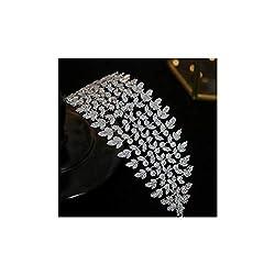 Classic Silver Bridal Tiara