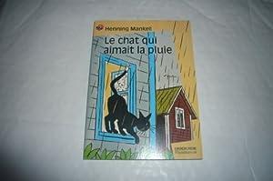 """Afficher """"Le chat qui aimait la pluie"""""""