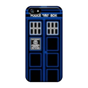 phone covers Awesome StrangeCountry Defender Tpu Hard Case Cover For iPhone 5c- Tardis