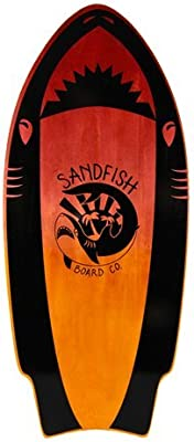 Amazon.com: Sandfish Junta pescado Skimboard: Sports & Outdoors