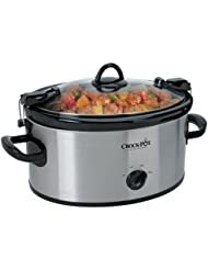Crock-Pot SCCPVL600S Cook' N Carry 6-Quart