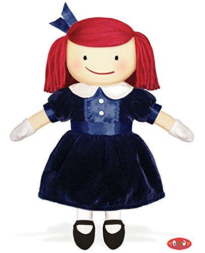 Yottoy La Belle Madeline 16 Soft Doll (Best Pals Rag Dolls)