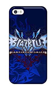 Thomas Jo Jones's Shop New Tpu Hard Case Premium Iphone 5/5s Skin Case Cover(blazblue) NR86OXIYA7TPZROI WANGJING JINDA