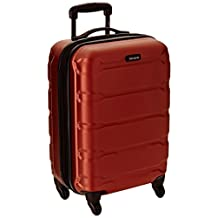 Samsonite Omni PC Hardside Spinner 20, Burnt Orange, One Size