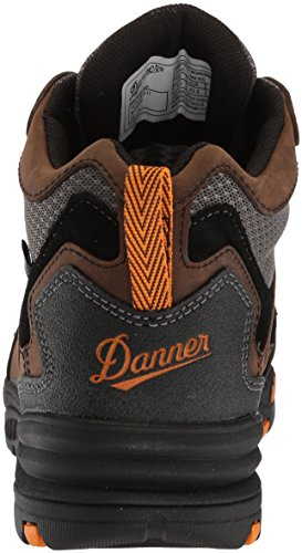 Danner Mens Spring 4,5 Nmt Ms Konstruktion Boot Brun / Orange Nmt