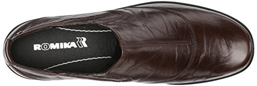 Romika Womens Cassie 04 Slip-on Mocassin Marron Foncé