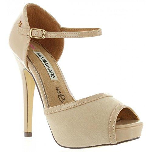 Zapatos de tacón de Mujer MARIA MARE 65715 C17302 CHAROL AREN