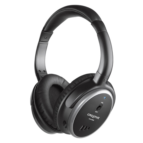 Creative HN-900 Noise Cancelling Headphones by Creative