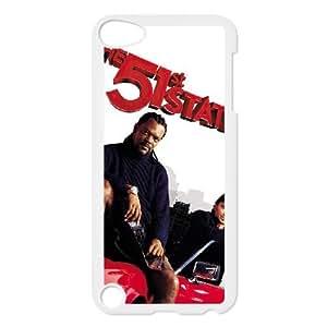 B6D33 Los st Estado alta resolución cartel J6W1MK funda iPod Touch 5 funda de casos cubren PR2PBJ8GX blanco