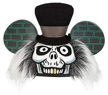 Disney Parks Disneyland Haunted Mansion HatBox Ghost Mickey Ear Hat