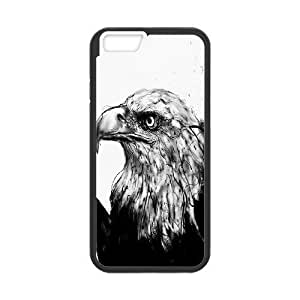 Eagle Cute Pattern Hard Shell Phone Case Cover For Iphone 6 Case 4.7 Inch 15