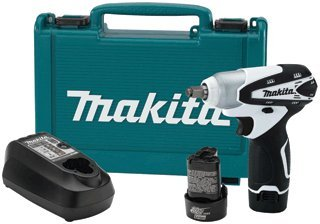12V Max Lithium Ion 3/8 inch Drive Impact Wrench Kit - MAKITA - ( WT01W )