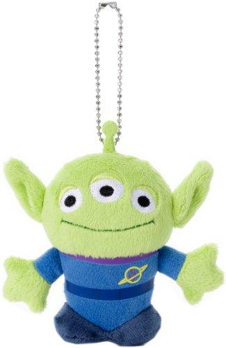 Disney Toy Story Alien ball chain (japan import)