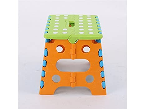 Panpa utile sgabello step pieghevole in plastica bambini