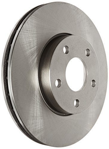ACDelco 18A2841A Advantage Non-Coated Front Disc Brake Rotor