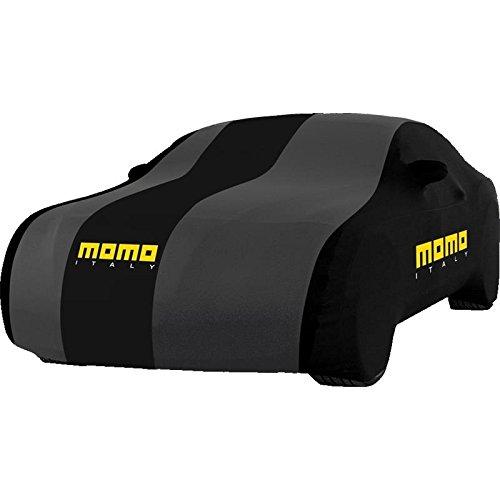 MoMo Housse de Protection Couvre-Voiture 407-432 cm Respirant avec 1 Coverture Taille M