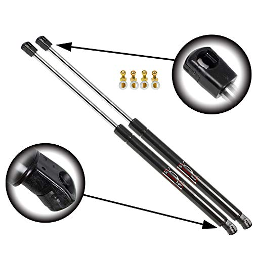 Qty (2) LEXUS GS300 1993 1994 1995 1996 1997 Hood Lift Supports, Struts, Springs, Shocks, Strong Arm 4381