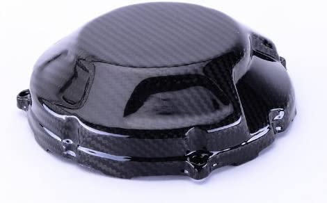 Bestem CBDU-STFT-HPT-AT Carbon Fiber Heat Protection for Ducati Streetfighter