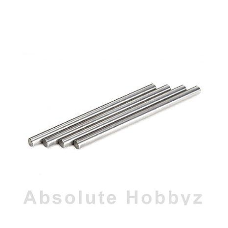 ARRMA AR330380 Hinge Pin Front Upper 4x46mm 2 Kraton Typhon