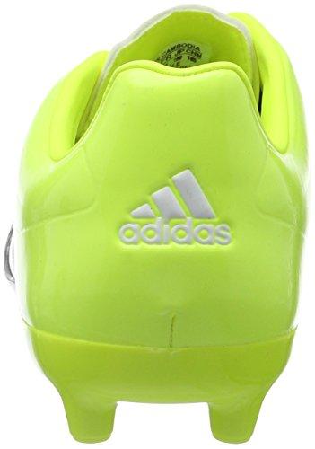 adidas ACE 15.3 FG/AG J - Botas para niño Negro (Black)