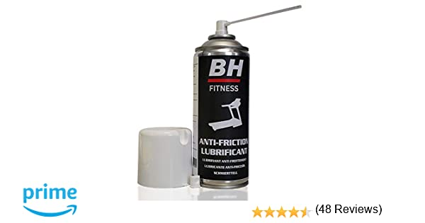 BH - Spray lubricante para cintas de correr - 400ml - Compatible ...