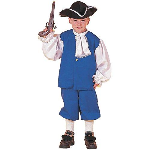 Forum Novelties Colonial Boy Costume, Child's Small