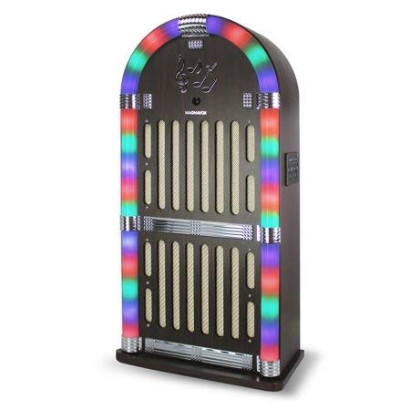 Magnavox MHT935BT Juke Box Speaker System with Fm Radio